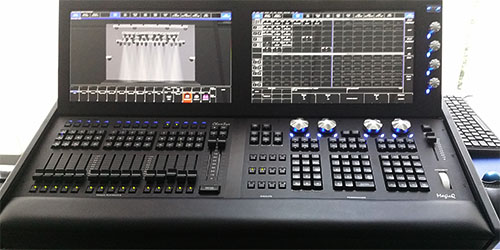 Chamsys MQ500 Lighting Console - Lighting Equipment Sales Item