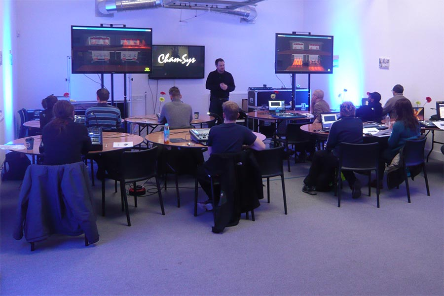 MTS Live providing the Chamsys Official Training Course